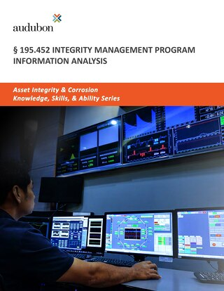 195.452 Integrity Management Program Information Analysis