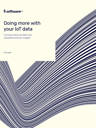 White paper: Doing more with your IoT data using historical analytics