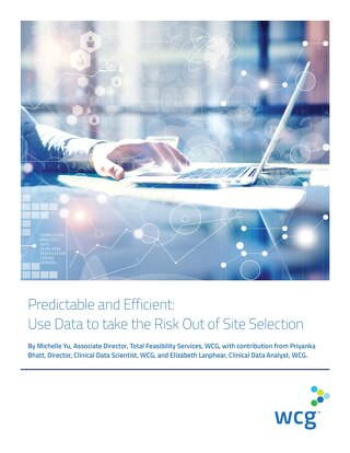 Using Predictable and Efficient Data to Take the Risk Out of Site Selection