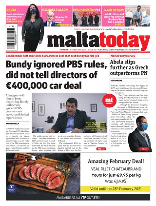 MALTATODAY 7 February 2021