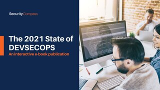 The 2021 State of DEVSECOPS: An interactive e-book publication