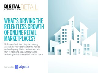 DC360: What's driving the relentless growth of online retail marketplaces?