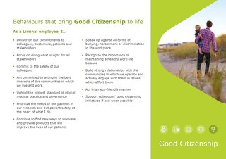 Good Citizenship Behaviors (EN)