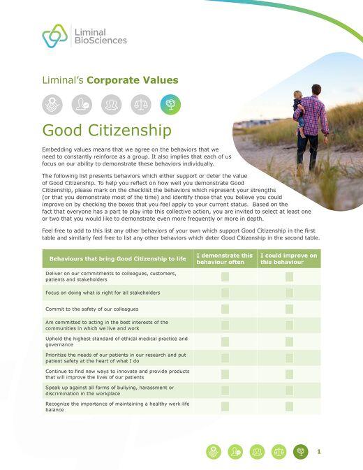 Liminal Good Citizenship Checklist (EN)