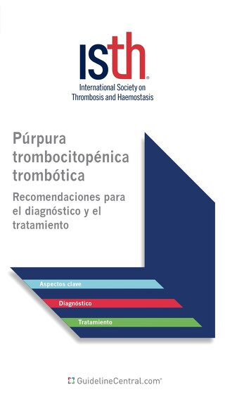 ISTH TTP Guideline - Spanish