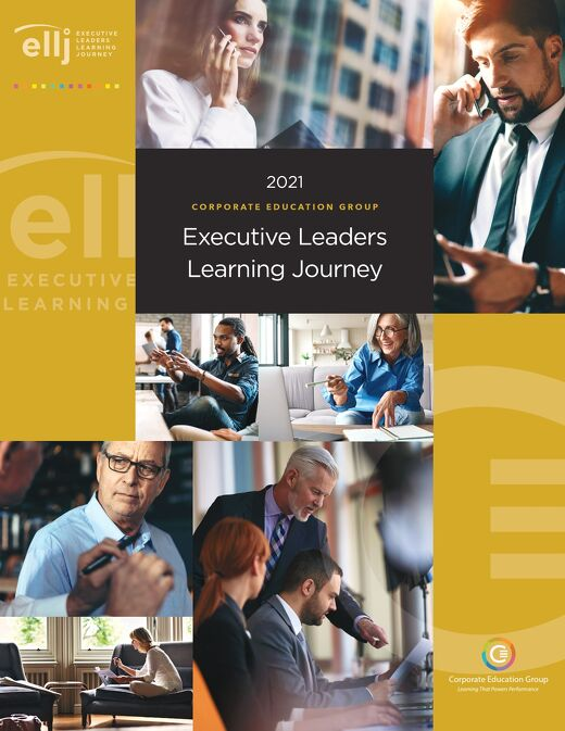 Executive Leaders Learning Journey 2021