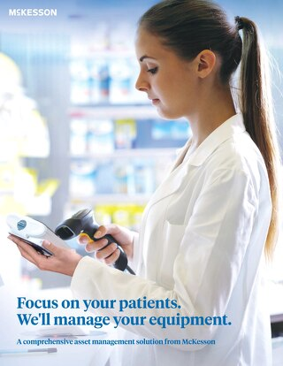 Focus on your patients. We'll manage your equipment.