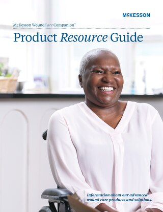 McKesson WoundCare Companion™ product resource guide