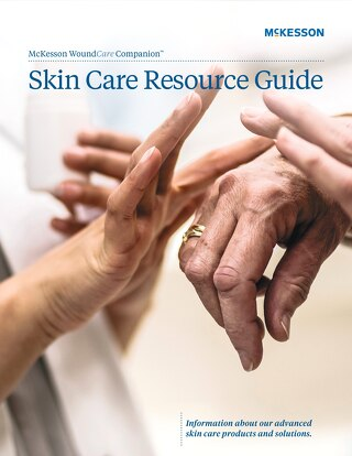 McKesson WoundCare Companion™ skin care resource guide