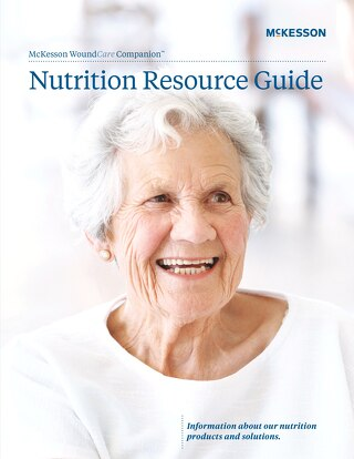 McKesson WoundCare Companion™ nutrition resource guide