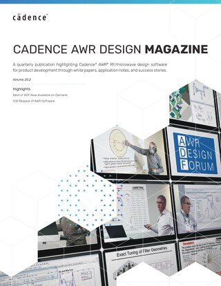 Cadence AWR Design Magazine Vol. 20.2