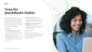 Vena for QuickBooks Online