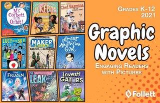 Graphic Novel Catalog 2021