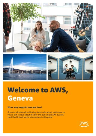Welcome to AWS, Geneva