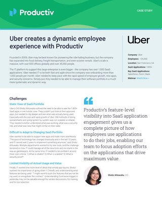 Uber Case Study