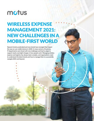 Wireless Expense Management 2021 Report