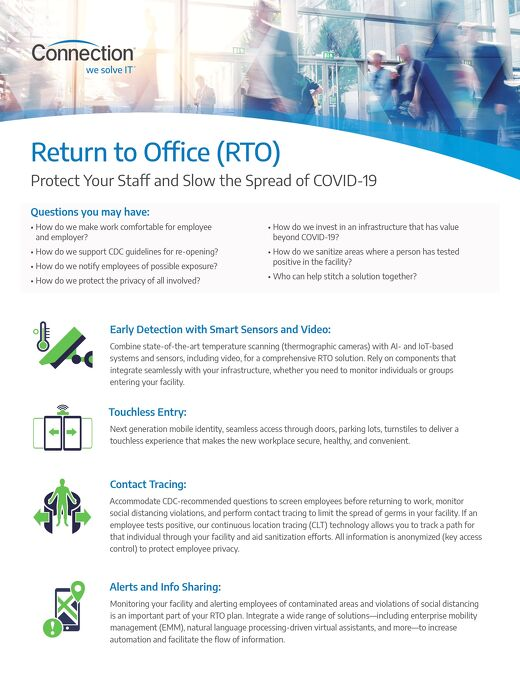 Return to Office Solutions