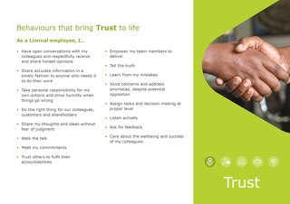 Trust Behaviors (EN)