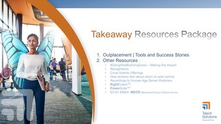 Talent Solutions for AT&T Jan 21 Takeaway Resources