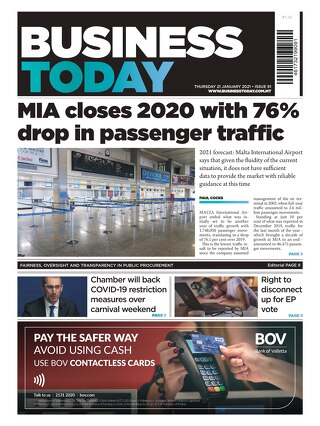 BUSINESSTODAY 21 January 2021