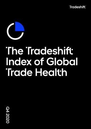 Tradeshift Index of Global Trade Health Q4 2020