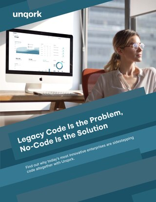 Legacy Code Is the Problem, No-Code Is the Solution
