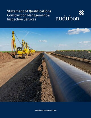 Construction Management & Inspection Services Statement of Qualification