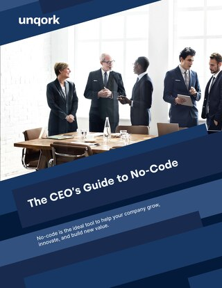 eBook: The CEO's Guide to No-Code