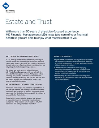 Estate and Trust Overview