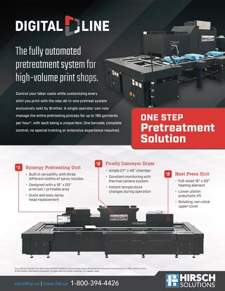 Digital Line Brochure