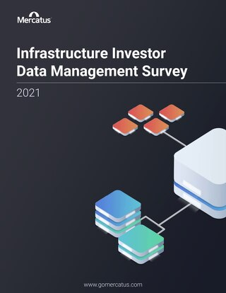 Infrastructure Data Management Survey 2021