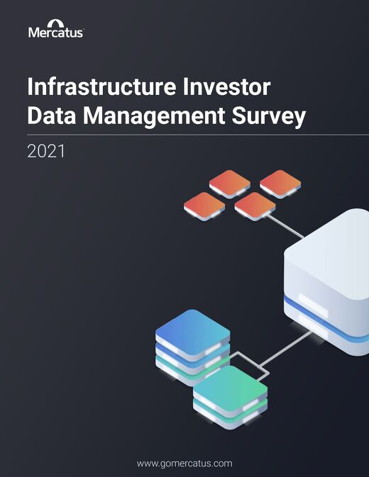 Infrastructure Data Management Survey 2021