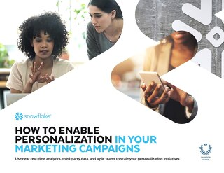 How To Enable Personalization in Your Marketing Campaigns