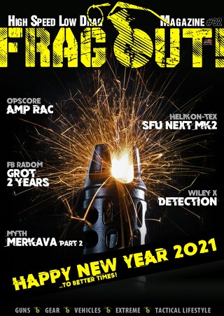 Frag Out! Magazine #32