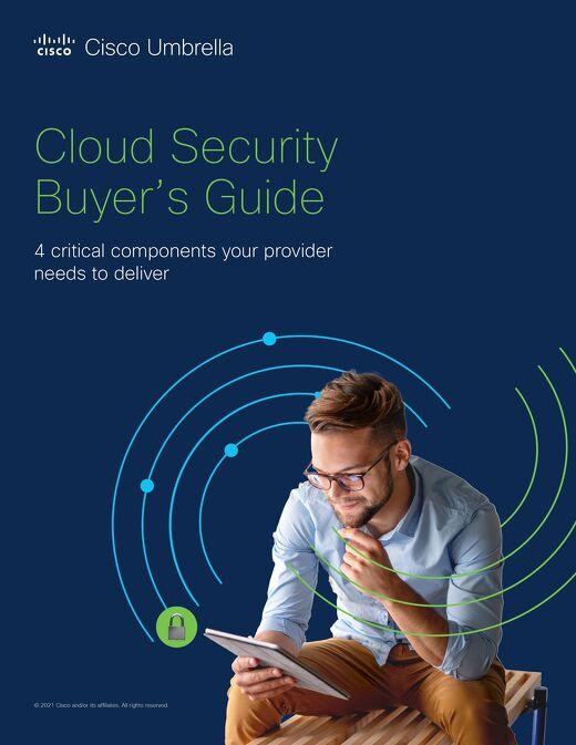 Cloud Security Buyer's Guide