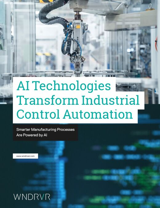 AI Technologies Transform Industrial Control Automation