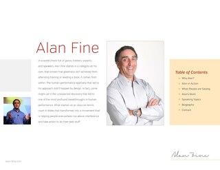 Meet Alan Fine