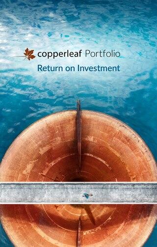 Copperleaf Portfolio ROI Brochure