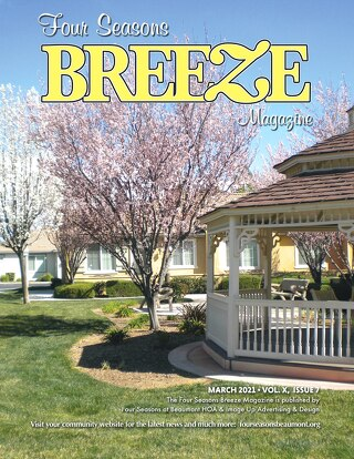 Four Seasons Beaumont Breeze March 2021