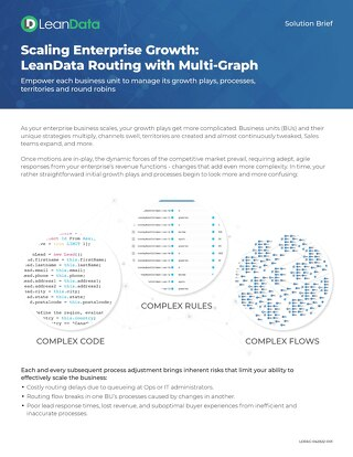 Multi-Graph Solution Brief
