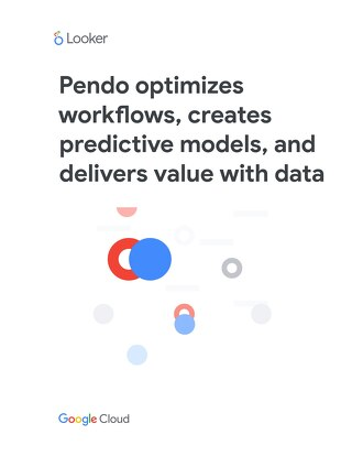 Pendo optimizes workflows, creates predictive models, and delivers value with data