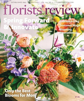 Florists' Review - March 2021