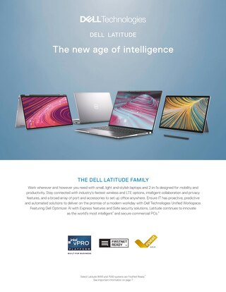 Dell Latitude - The New Age of Intelligence