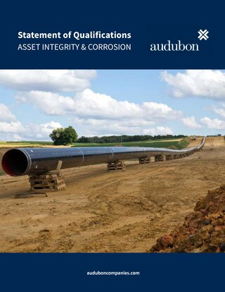 Asset Integrity - Statement of Qualification