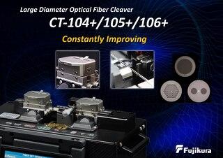 Large Diameter Optical Fiber Cleavers