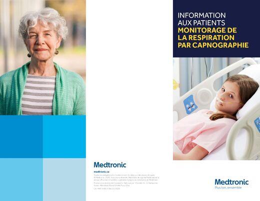 INFORMATION AUX PATIENTS MONITORAGE DE LA RESPIRATION PAR CAPNOGRAPHIE