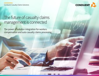 The Future of Casualty Claims Management is Connected
