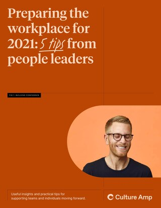Preparing The Workplace For 2021: 5 Tips From People Leaders