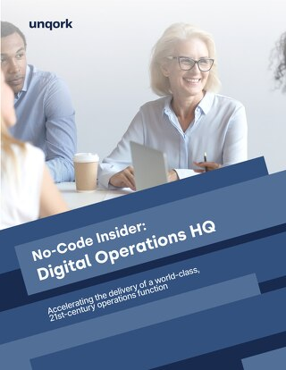 No-Code Insider: Digital Operations HQ