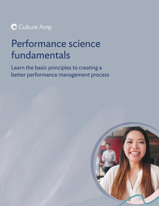 Culture Amp Performance Science Fundamentals
